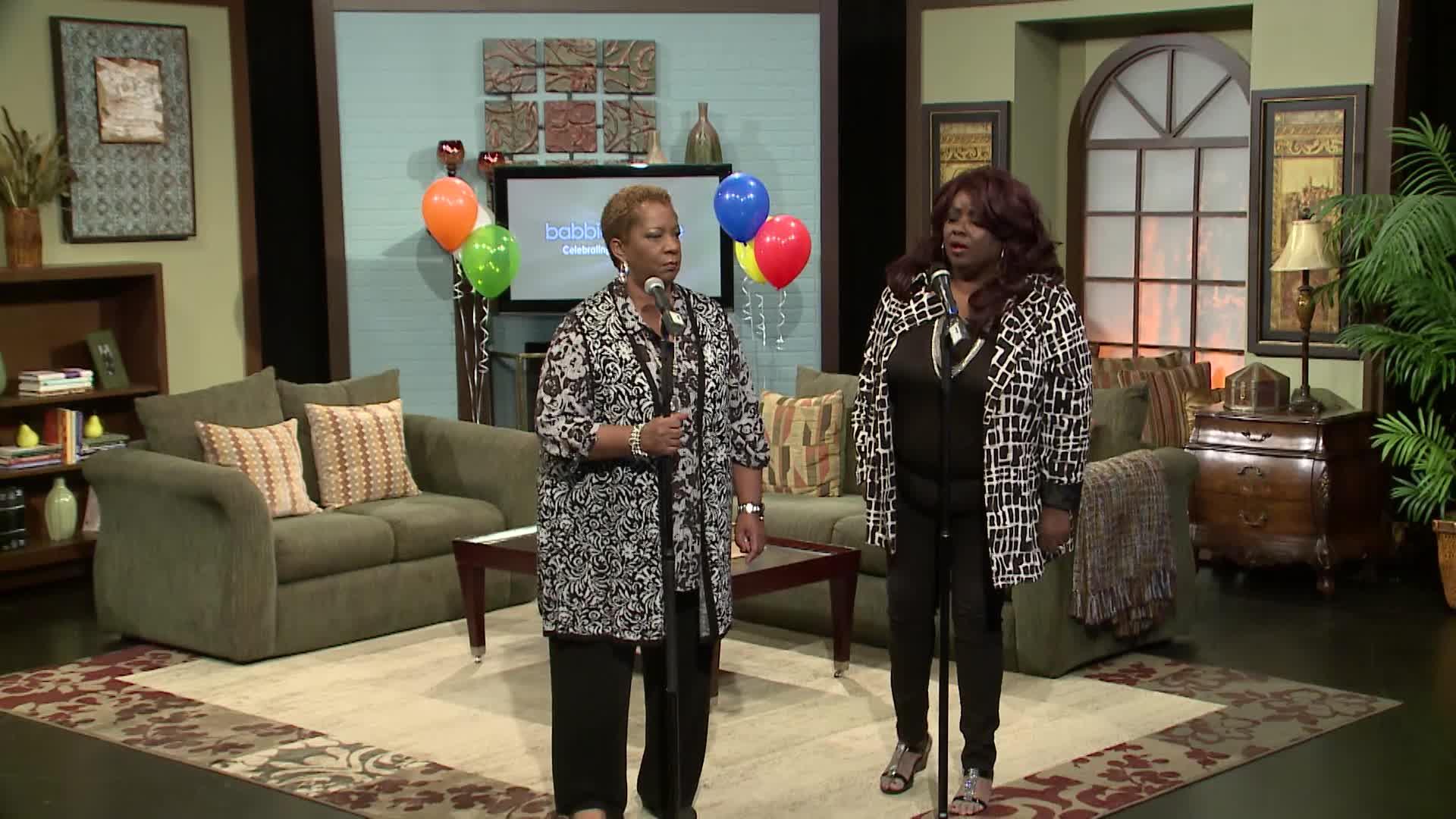 Babbie Mason - 20th Anniversary Part 2
