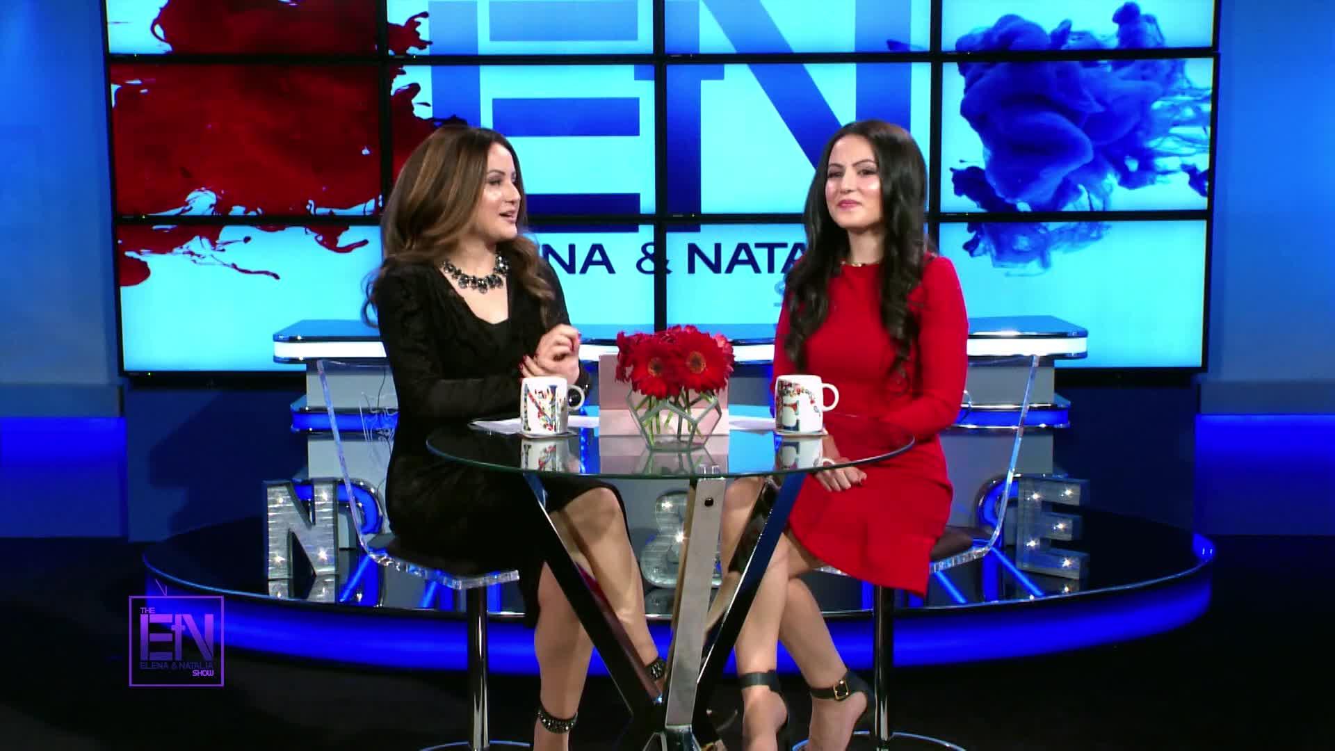 Elena and Natalia Maranian - Premiere