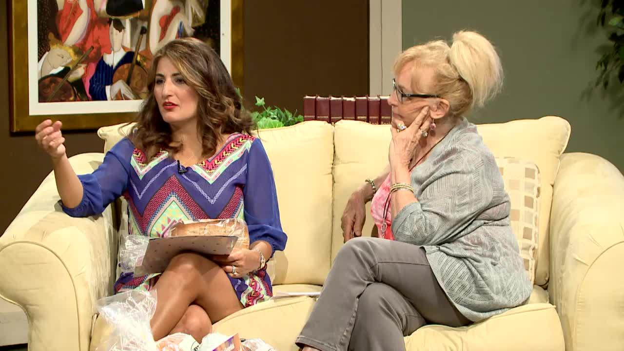 Friends and Neighbors - Sherry Tatum - Sandra Onal - Guest Sue Becker