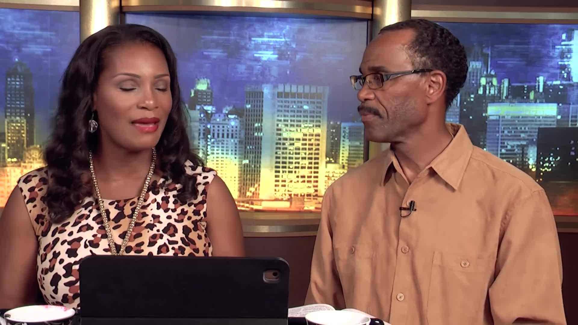 Glenn and Pauline Plummer - Entering Gods Kingdom
