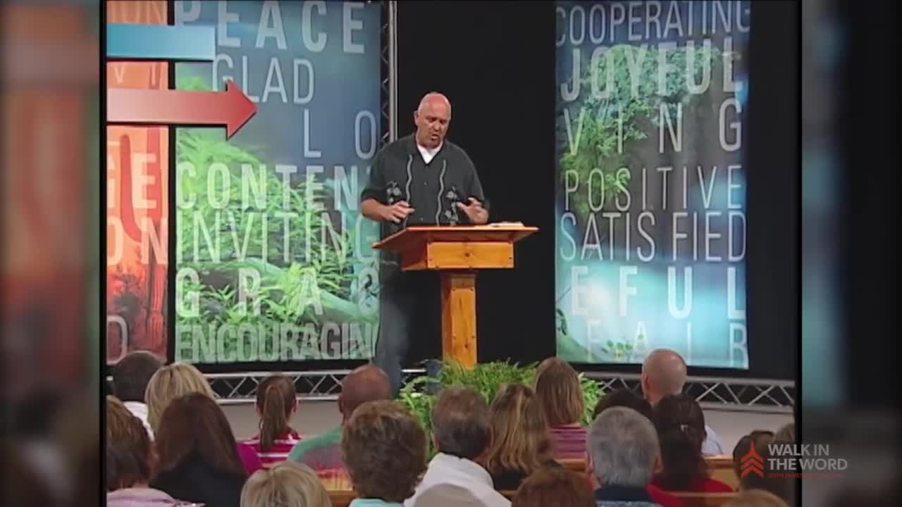 James MacDonald - With an Attitude of Love Part 3
