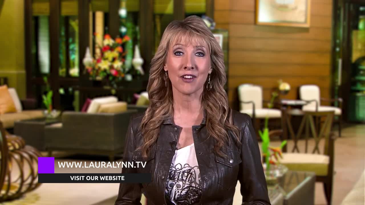 Laura-Lynn Thompson -  Prayer Our Greatest Weapon