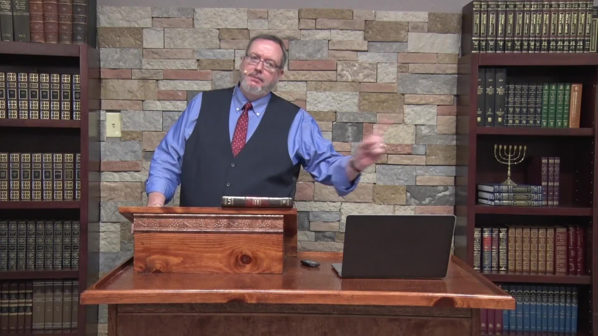 Michael K Lake - The Sevenfold Anointing of Messiah  Part 2