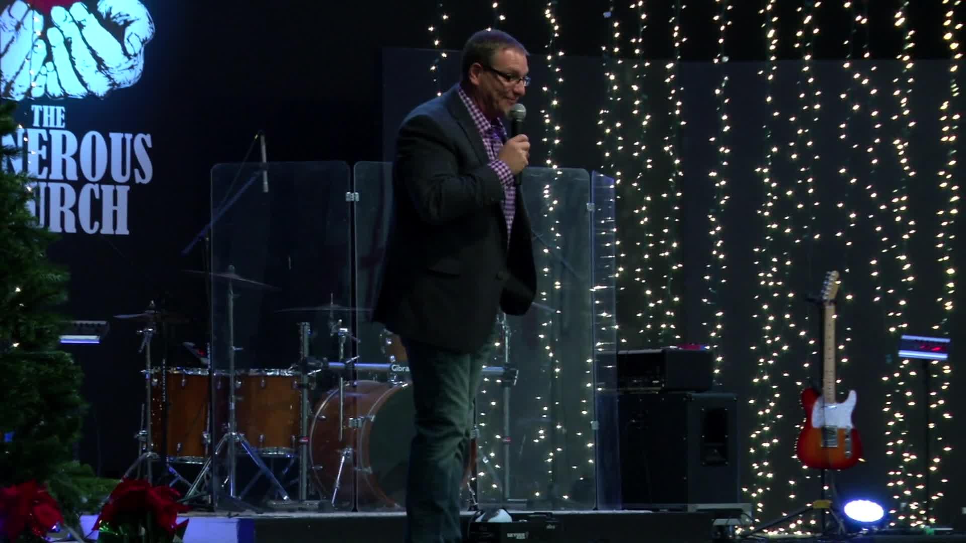 Michael Spencer  -  The Season Of Forgiveness
