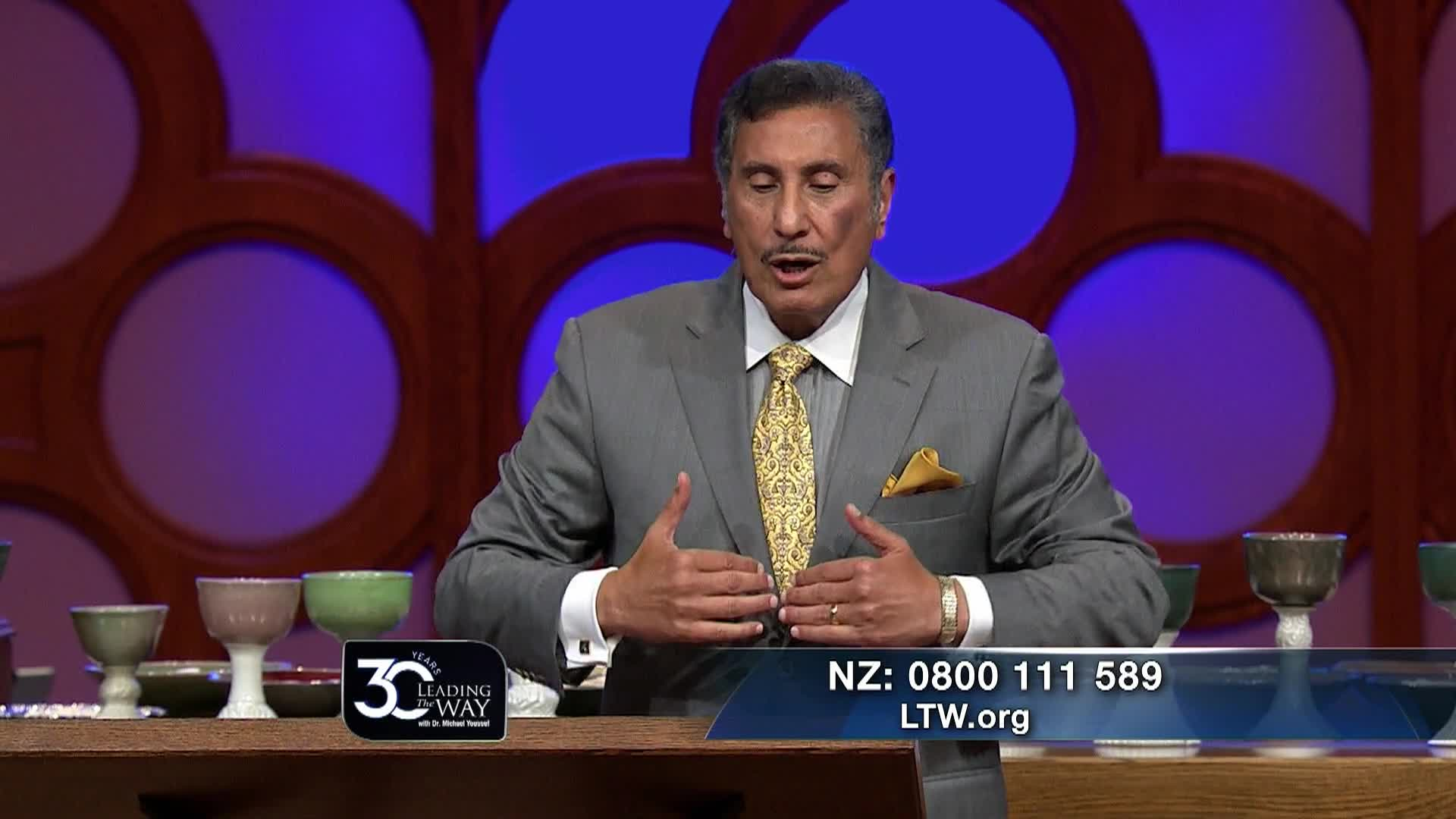 Michael Youssef  -  God Has The Answer To Every Problem You Face Part 9 Benefit