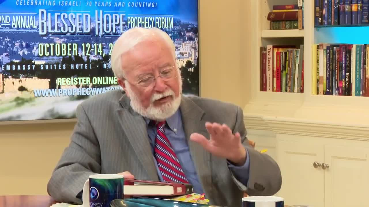 Prophecy Watchers  - Jan Markell - The Fall of the Modern Church
