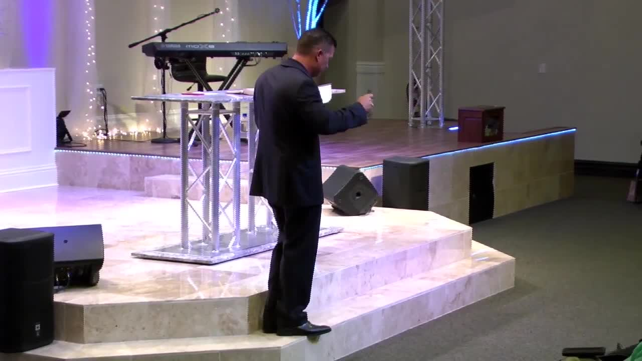 Richard Summerlin - Operation of the Holy Ghost