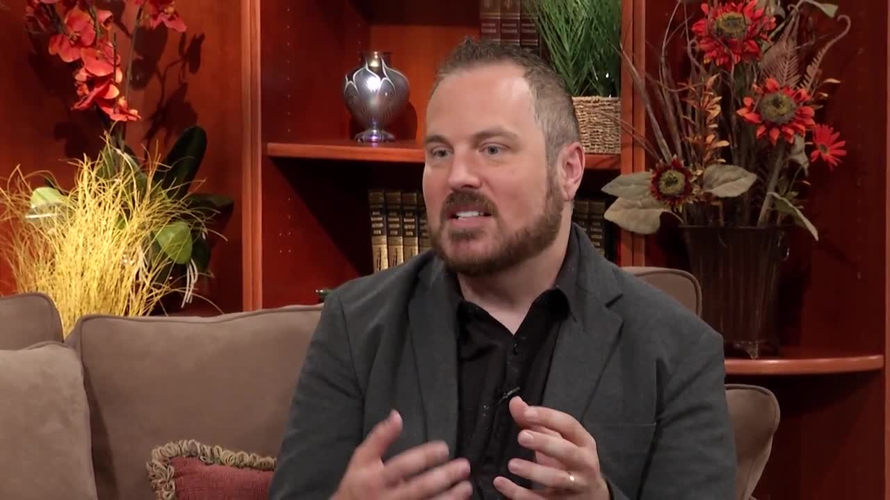 Today with Marilyn and Sarah - Shawn Bolz - Gods Secrets Part 1
