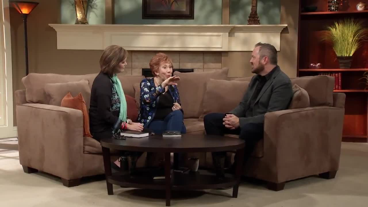 Today with Marilyn and Sarah - Shawn Bolz - Gods Secrets Part 2