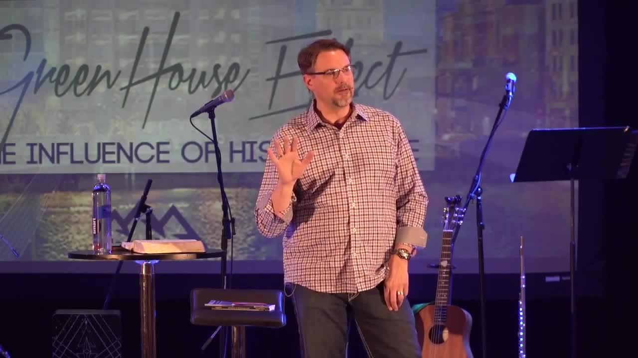 Bill Vanderbush - Kingdom Culture - Session 5