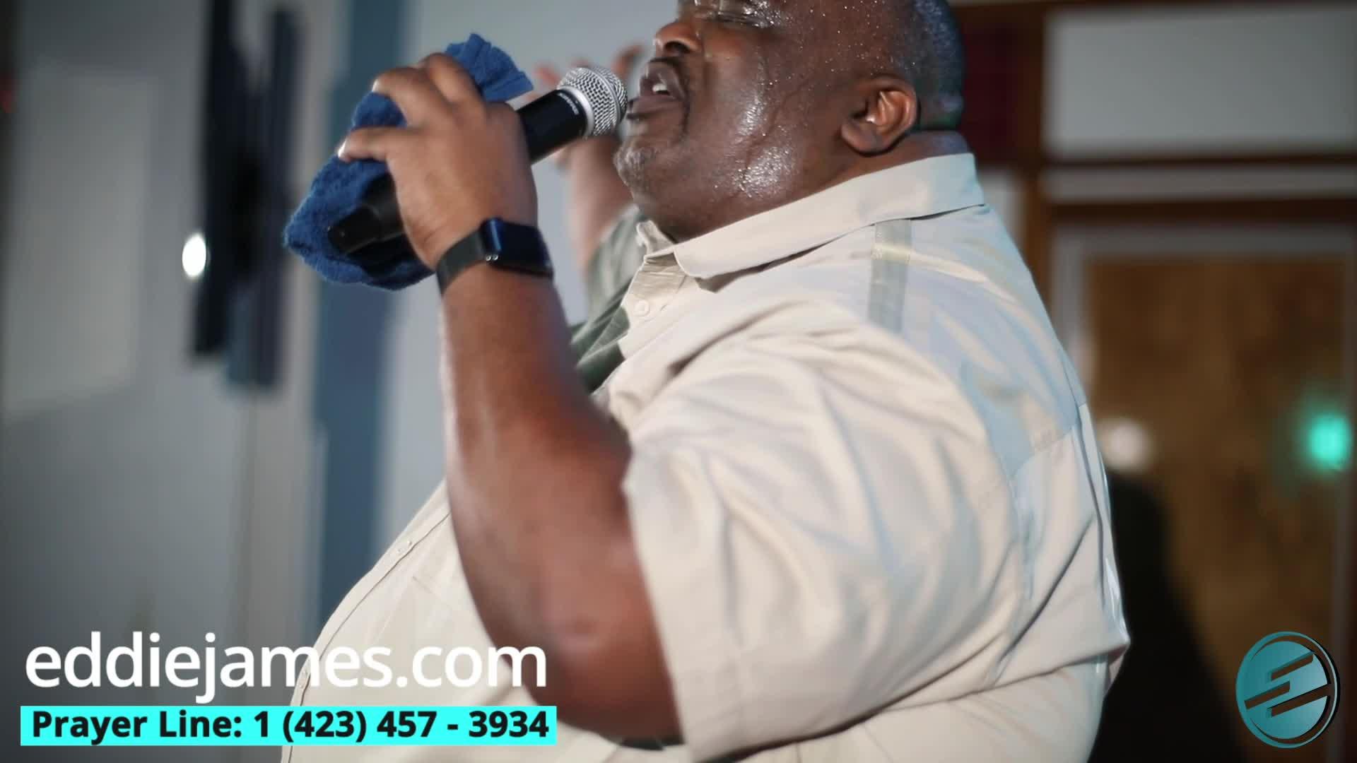 Sunday Worship with Eddie James S1E4