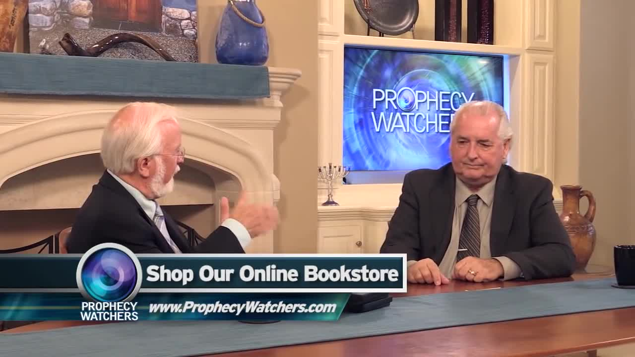 Prophecy Watchers - Bill Salus - The Prophetic Timeline Part 2