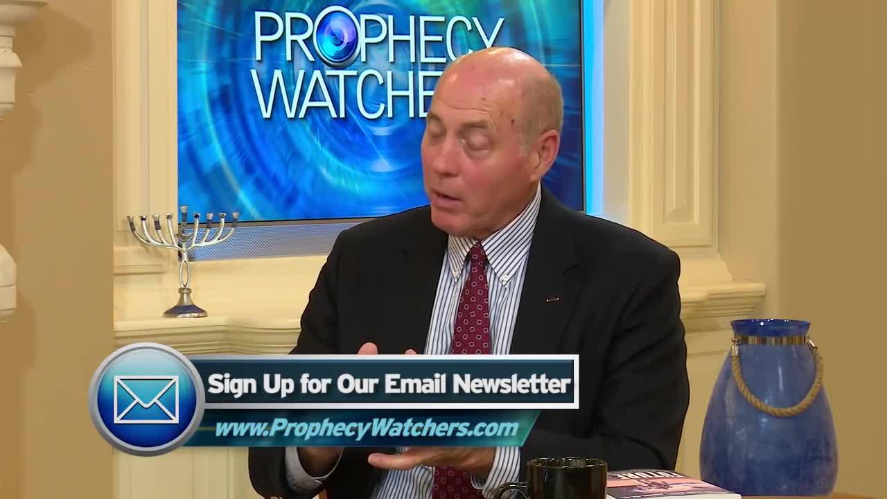Prophecy Watchers - Bob Maginnis - Christian Persecution