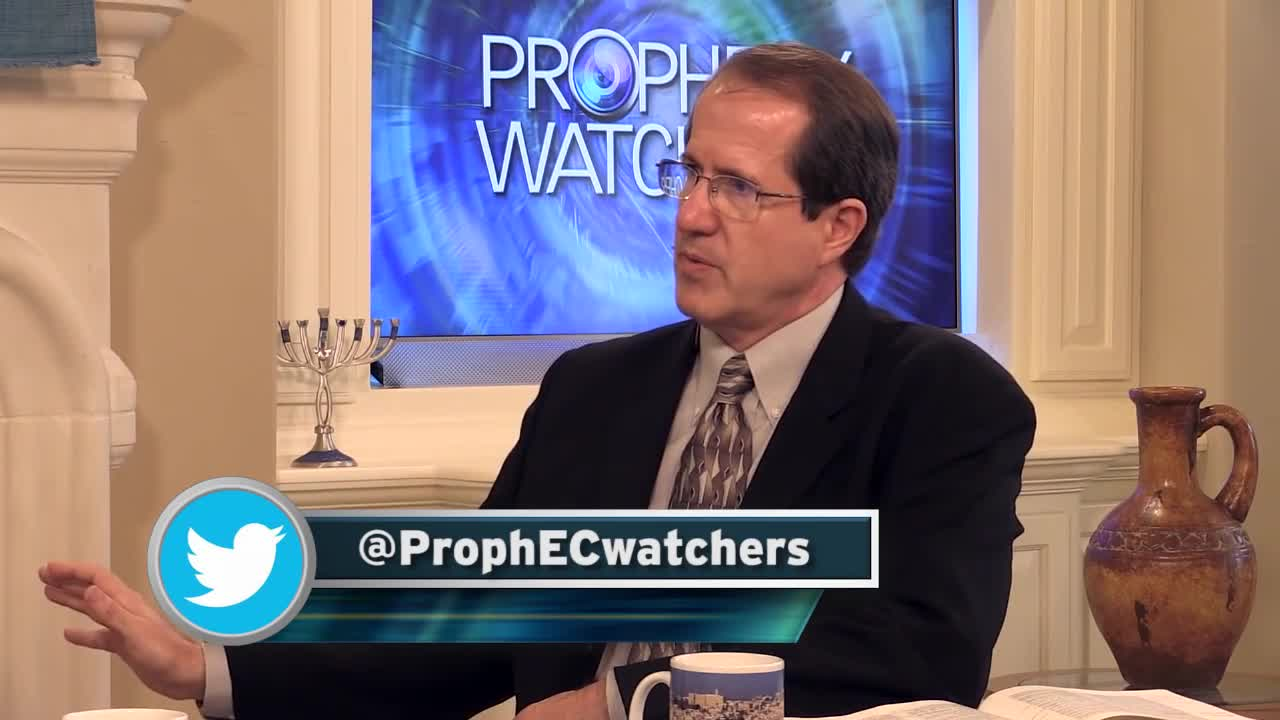 Prophecy Watchers - Brent Miller - Witness to the World