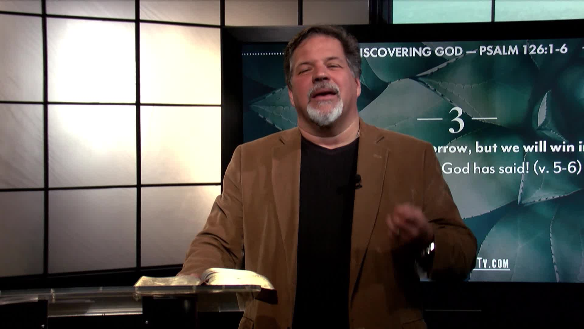 Bible Discovery - Psalm 126 What is God Saying
