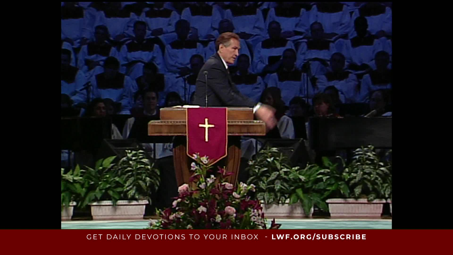 Adrian Rogers - How To Have Steadfast Hope In A Shaky World