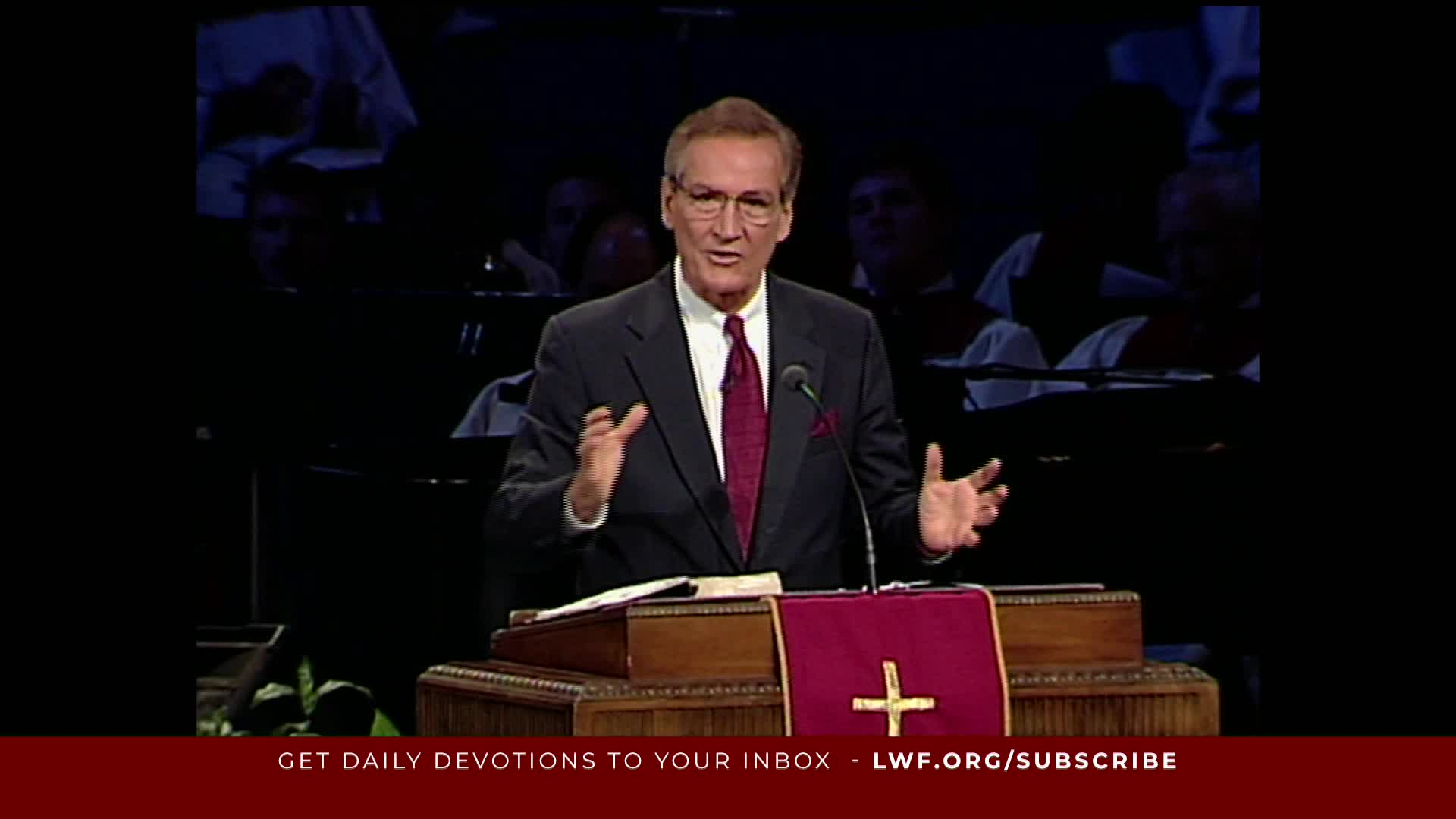 Adrian Rogers - Turning The Rat Race Into A Pilgrimage
