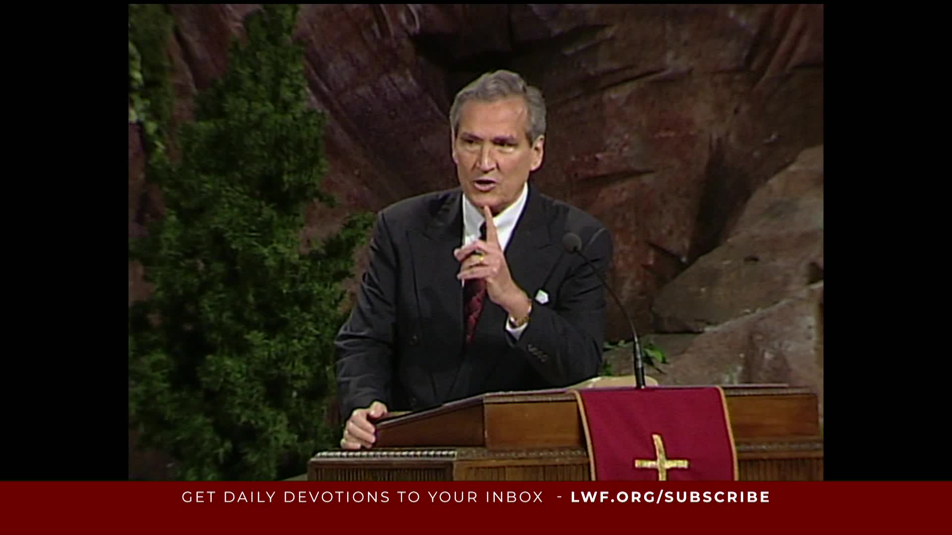 Adrian Rogers - Lets Celebrate Passover