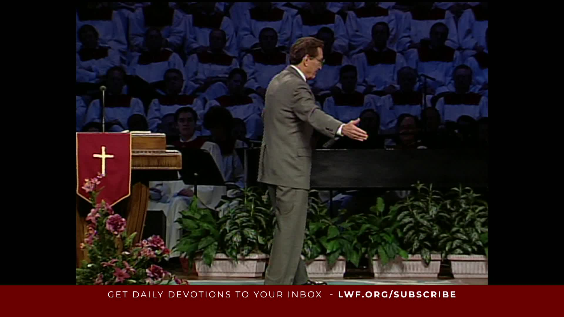 Adrian Rogers - Totally Abandoned To The Gospel