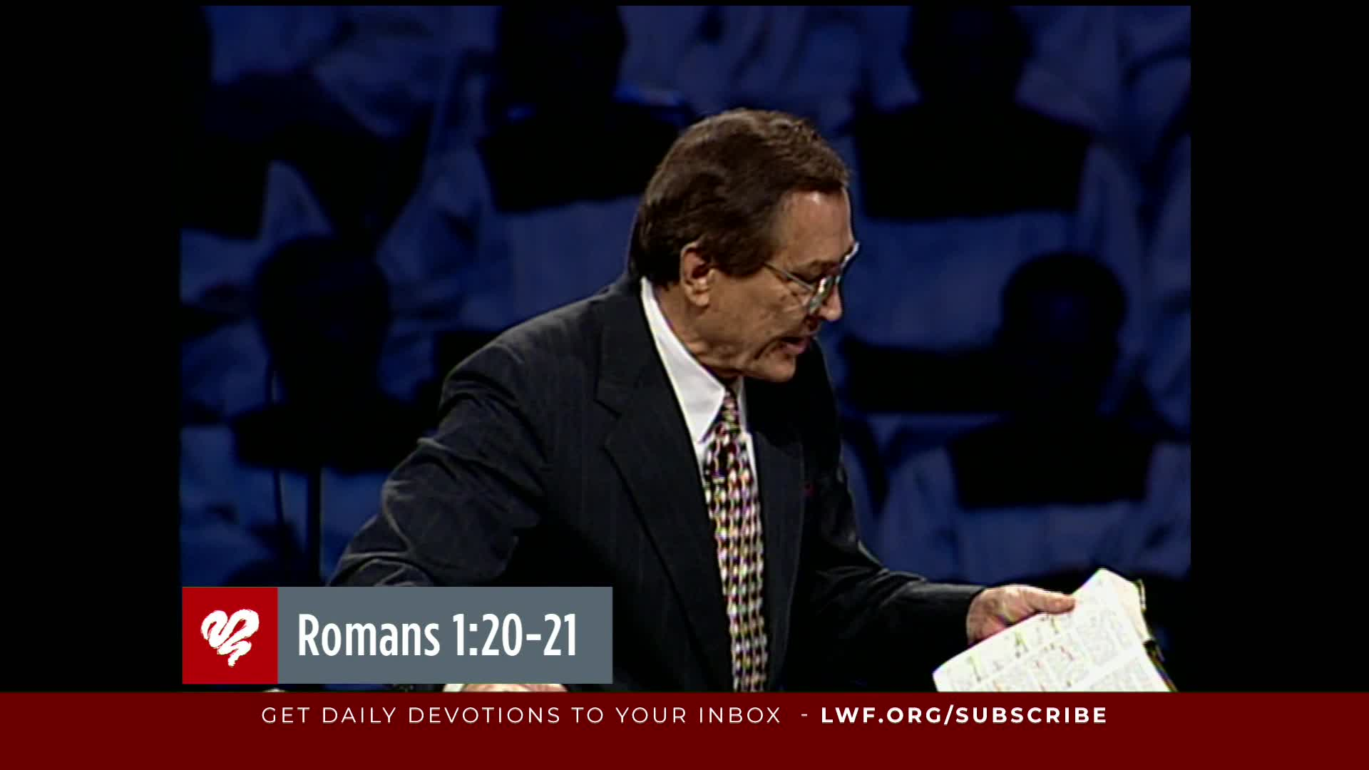 Adrian Rogers - The Lost World