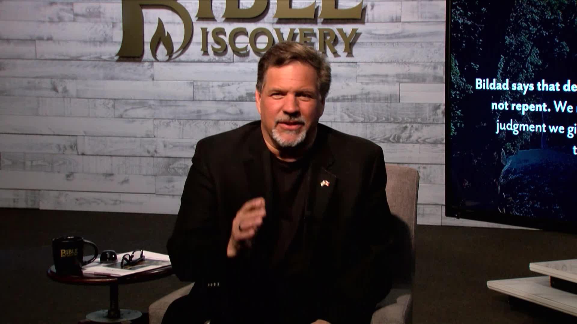 Bible Discovery - Job 18 Terror