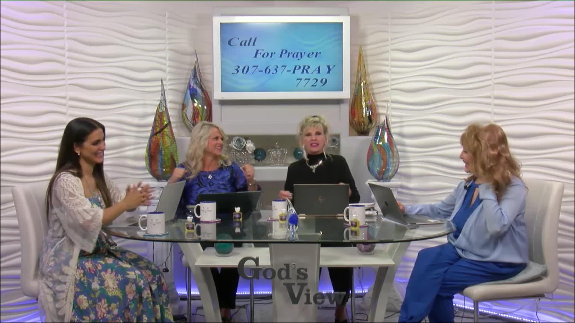 Gods View TV Show - Sanctification