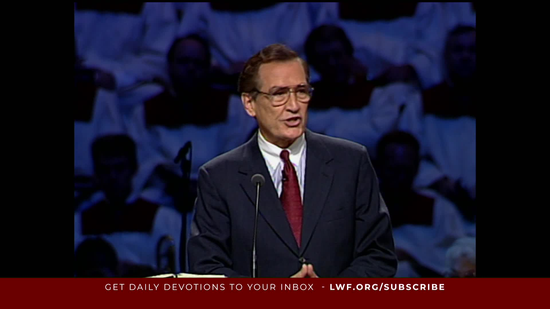 Adrian Rogers - Lordship of Christ