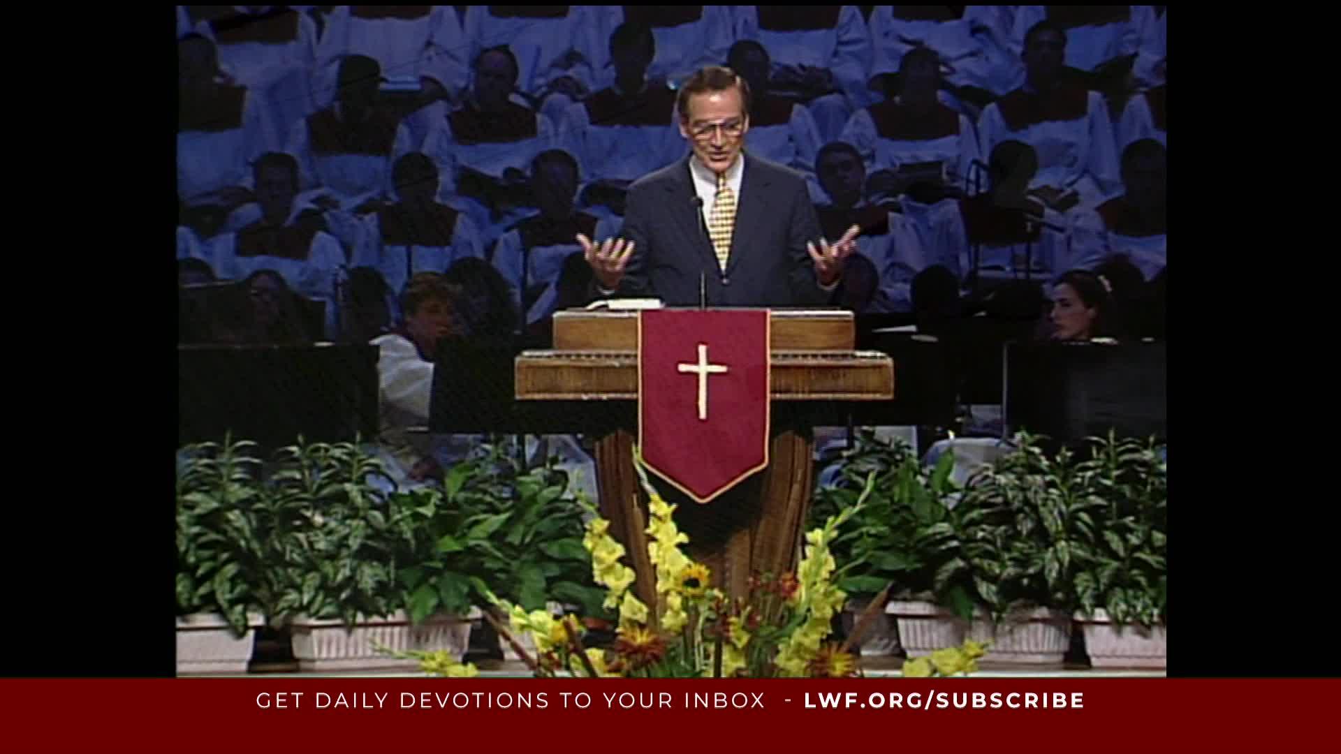 Adrian Rogers - The Warfare of Prayer