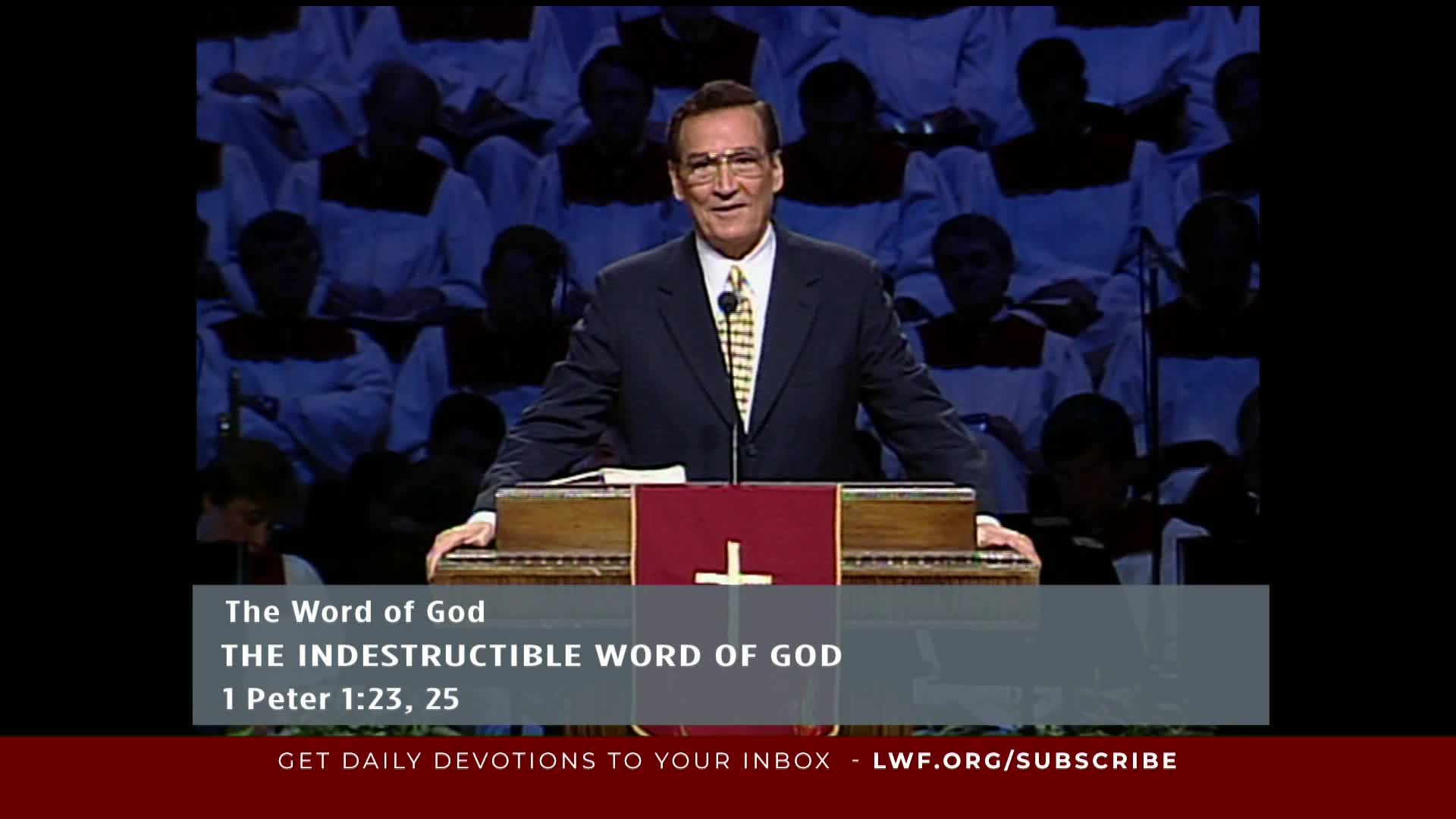 Adrian Rogers - The Word Of God