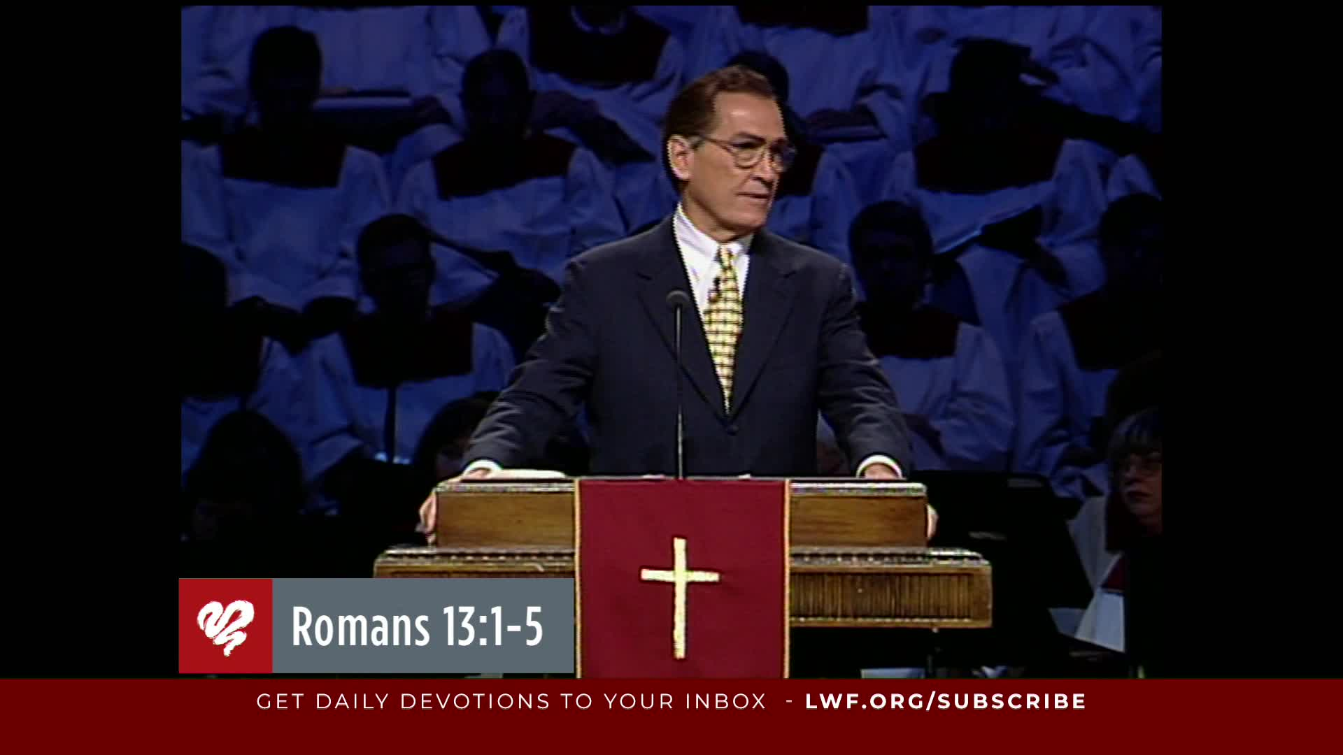Adrian Rogers - How To Behave In A Cave