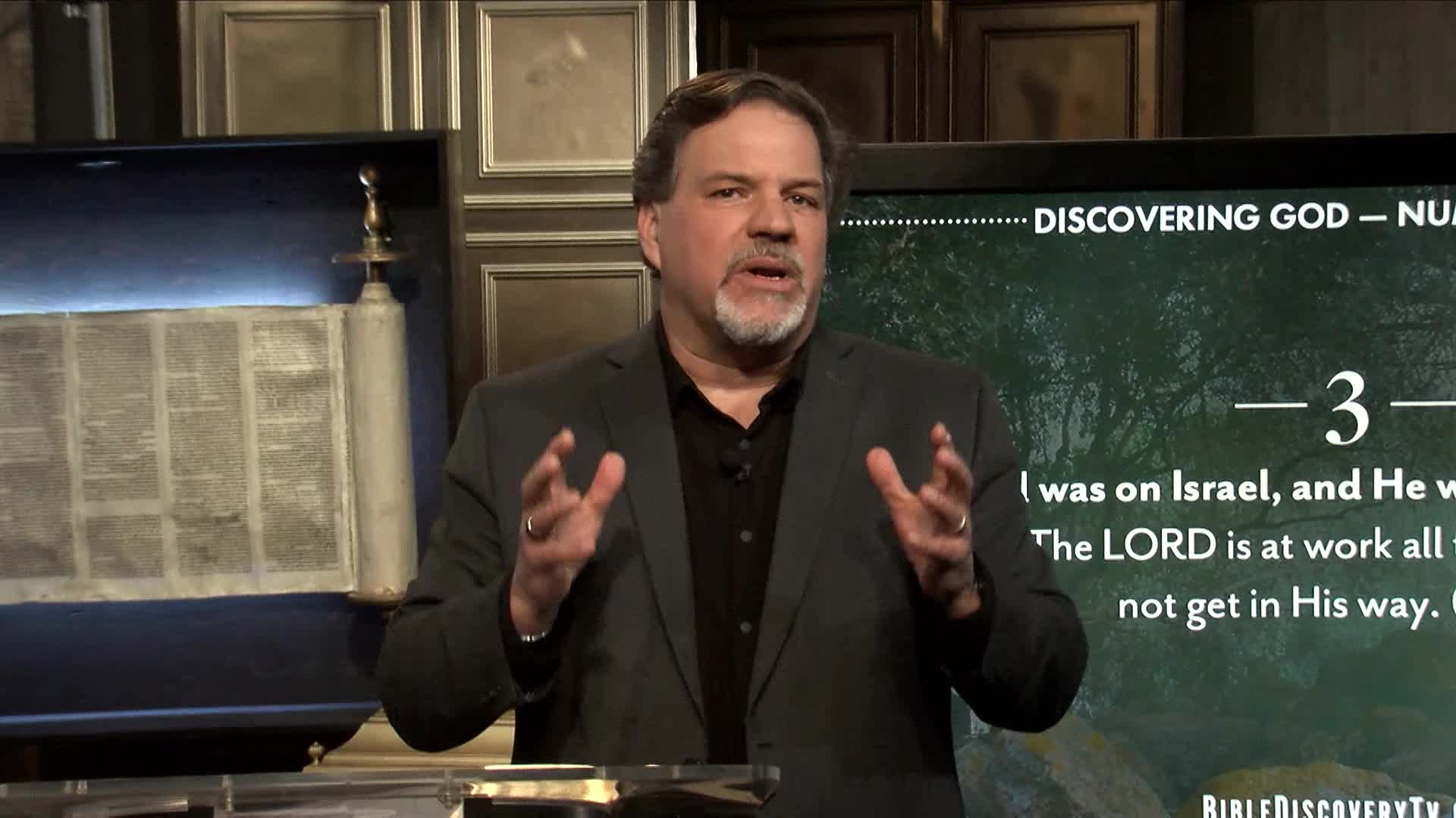 Bible Discovery - Numbers 23 Balaam Prophecies